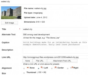 Using images to boost SEO