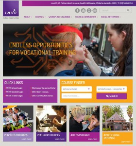 VET RTO website development