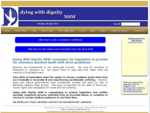 euthanasia campaign in nsw
