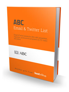 ABC Email and Twitter List