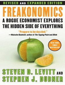 freakonomics books for marketers